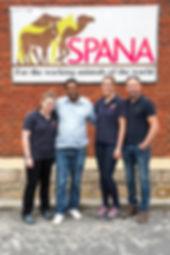 Spana Charity #ethiopia #london #vet #animals