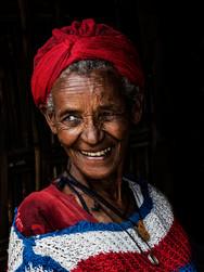 Ethiopian woman