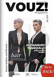 VOUZ! Front cover