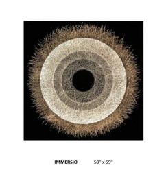 """IMMERSIO 59""""x59"""""""