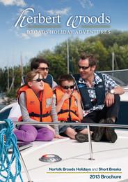Herbert Woods brochure cover