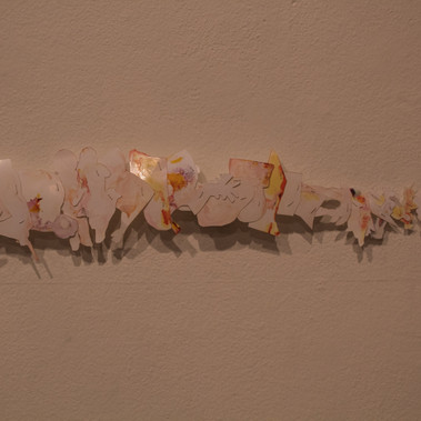 Mend in Remembrance (Detail)