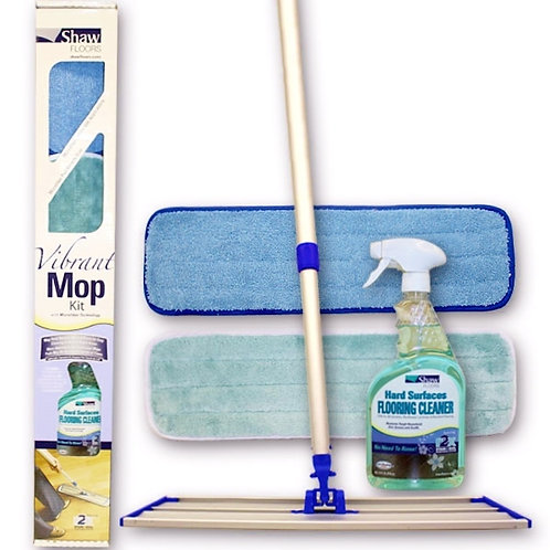 Hardsurface Cleaner Mop Kit