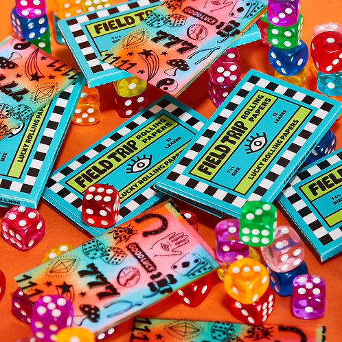 LUCKY ROLLING PAPERS