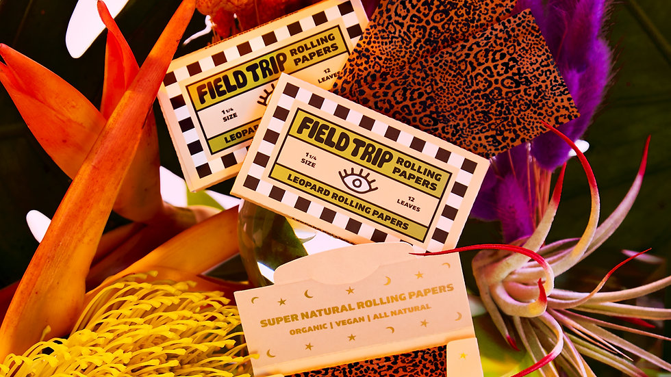 LEOPARD ROLLING PAPERS