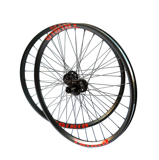 Front Sixer Aggressive All Round Gravity Wheel