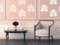 classic-fleur-de-lis-wall-stickers-ideas