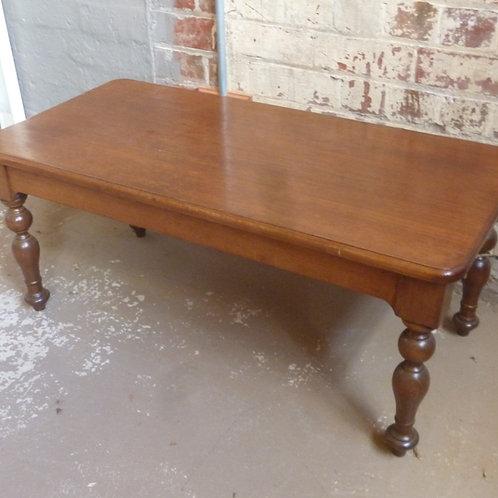 Cedar Victorian style coffee table