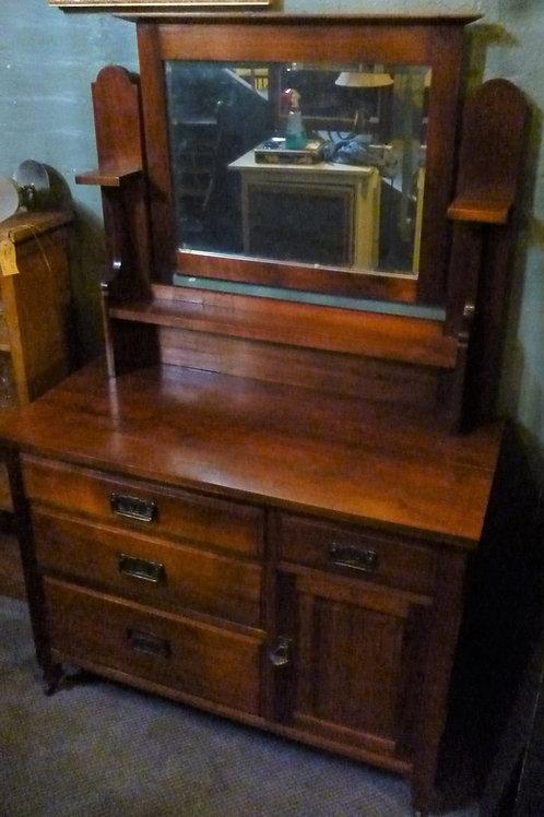 Edwardian blackwood dressing table /duchess chest