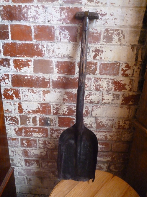 WW1 coal shovel made by Tulloch Phoenix Sydney