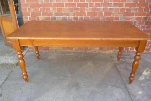 Baltic pine kitchen table