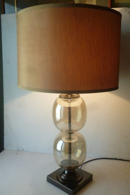 Reproduction Anna glass table lamp