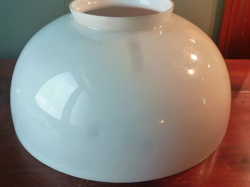 """Reproduction Miller 14"""" oil lamp shade"""