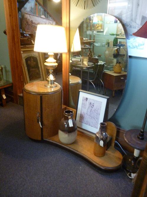 Art Deco maple dressing table made in Ballarat