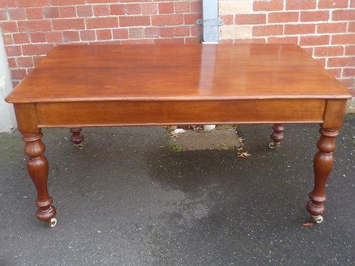 Early Australian cedar dining table
