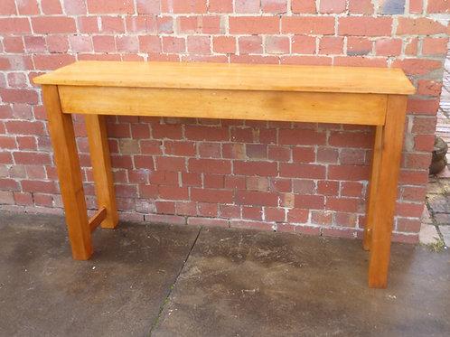 Kauri pine side / servery table
