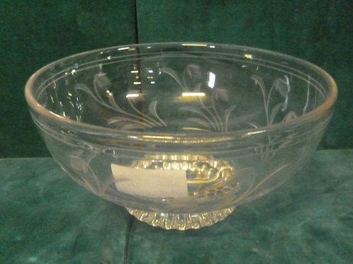Vintage Stuart crystal bowl