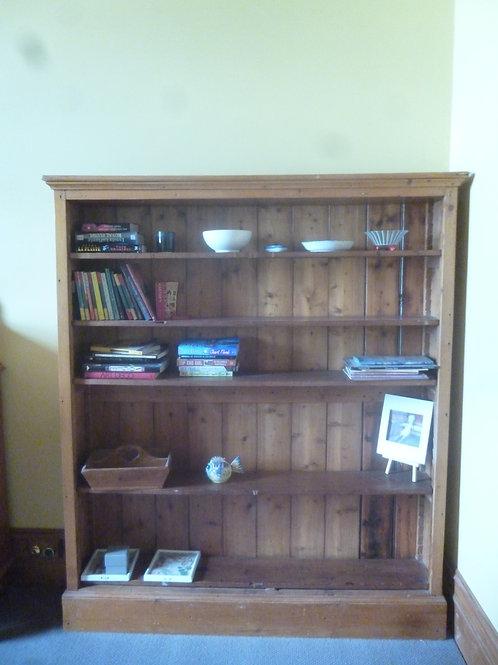 Australian Colonial book shelves