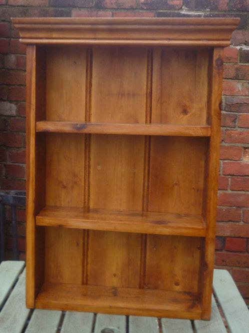 Small baltic pine wall dresser