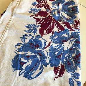 Tablecloth Tote
