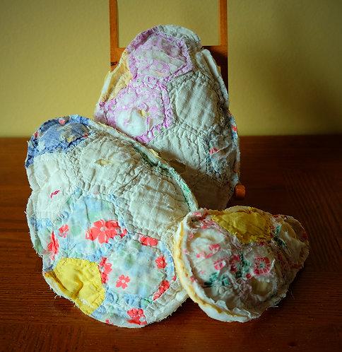Cutter Quilt Eggs