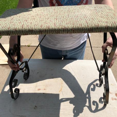 Cute Bench Revamp