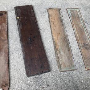 Reclaimed Wood Farmhouse Signs