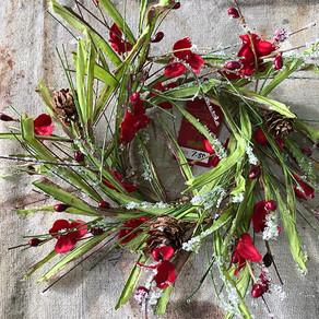 Barnwood Wreath