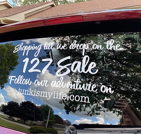 127 Sale 2020 Pre-Day 1