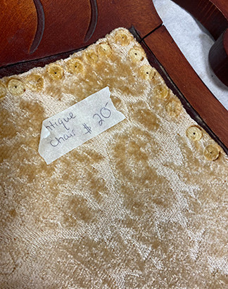 Rocking Reupholstery