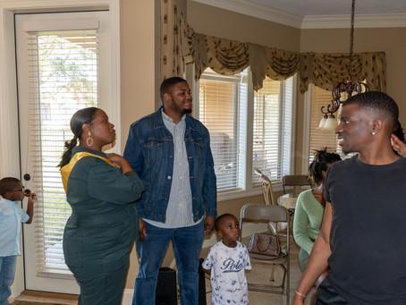 Miles Family Gender Reveal