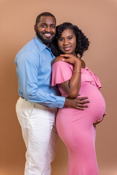 Washington DC and Northern Virginia maternity portrait photography