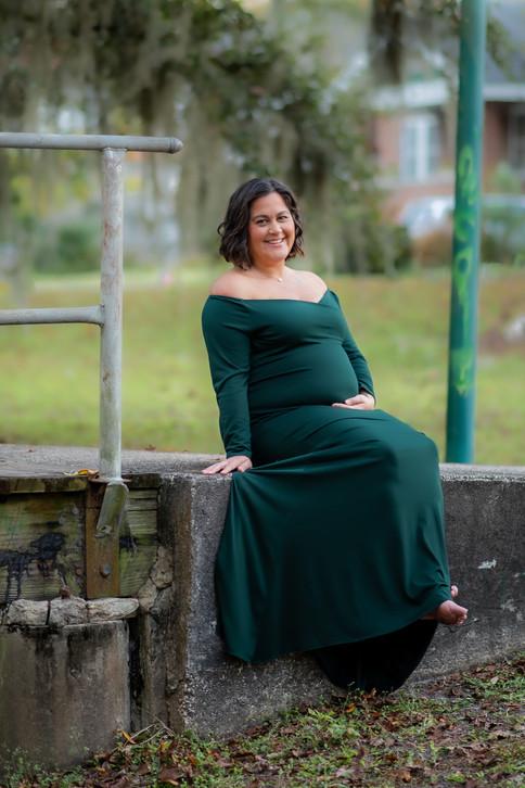 Maternity photography by Alicia Presha P