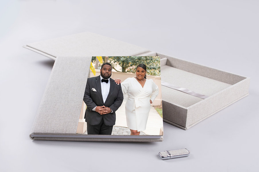 luxury photo album photography by Timeless Moments by Presha