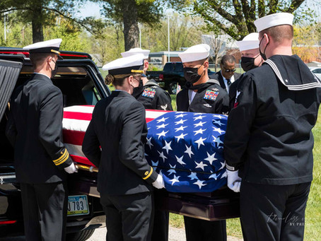Military Memorial Service