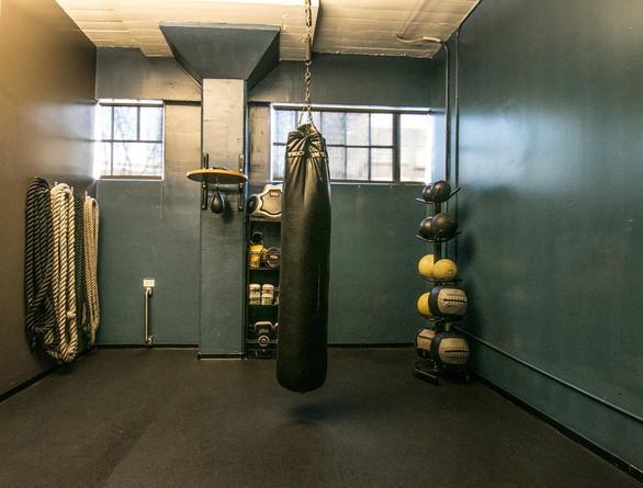 Fight corner