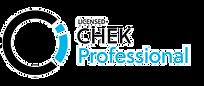 Licensed CHEK Logo