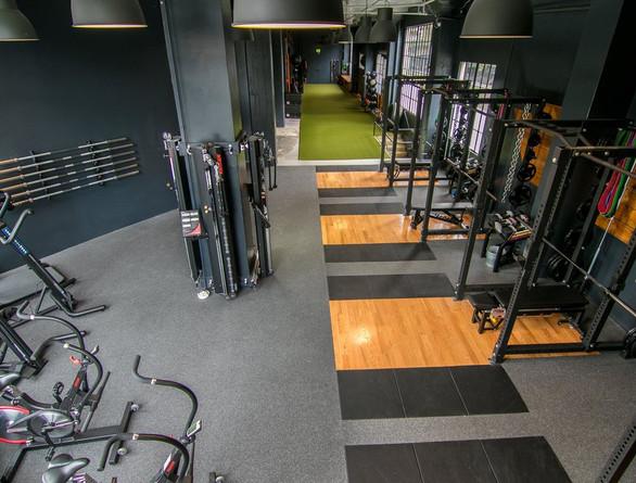 Olympic lifting platforms