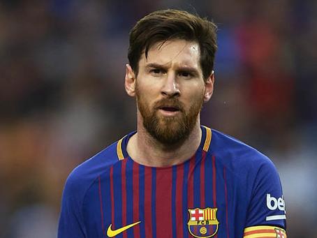 La imagen que demuestra que Messi no es humano