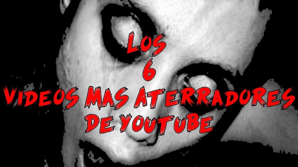 vídeos más terroríficos internet