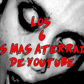 Los 6 vídeos mas terroríficos de Internet