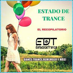 Recopilatorio radio dance música electrónica