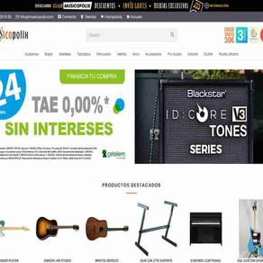 Mejores tiendas online de musica en España