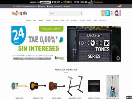 Mejores tiendas de música online en España