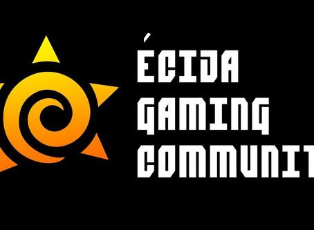 La Asociación Écija Gaming Community de juegos en Écija