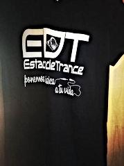 camiseta estado de trance radio