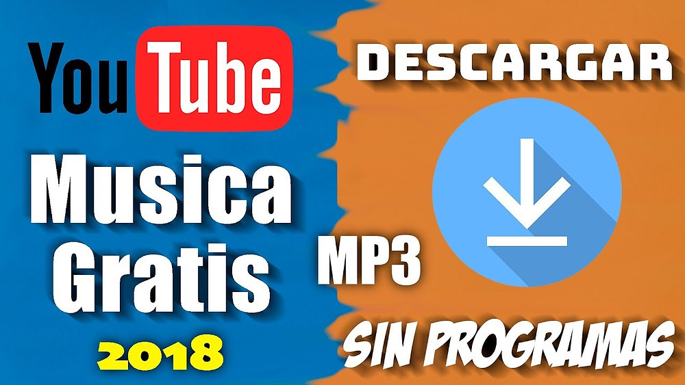 descargar música gratis de youtube