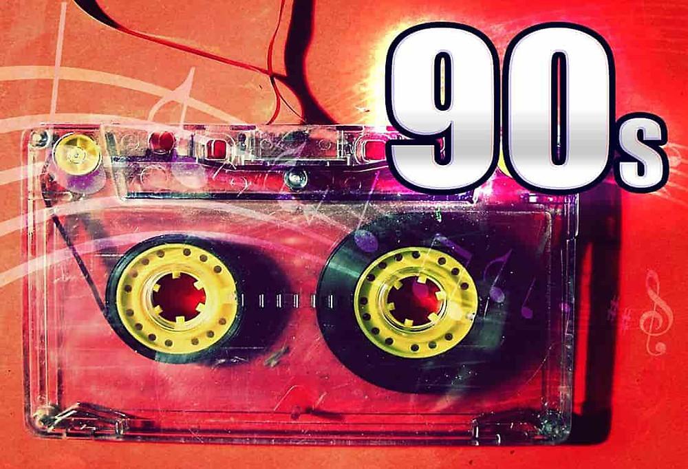 musica de los 90 y 2000
