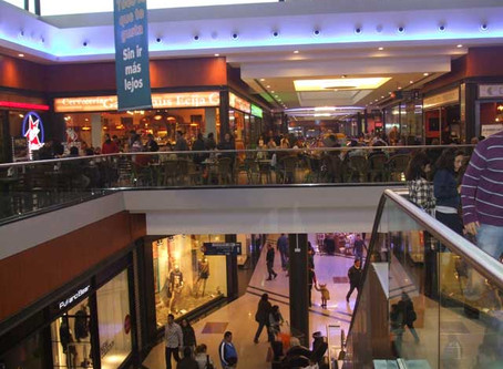 El Centro Comercial N4 De Écija