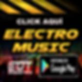 música electrónica app
